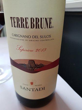 Siciliansk rødvin