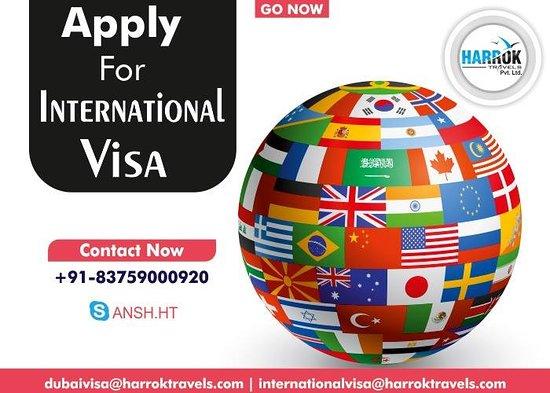 Harrok Travels: Best International Visa