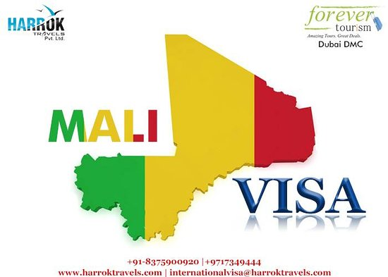 Harrok Travels: Mali Visa