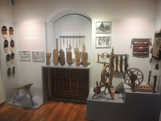 Permanent ethnograhic collection