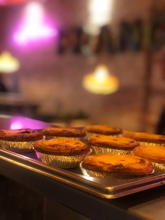 Voted as best Pastel De Nata of the city