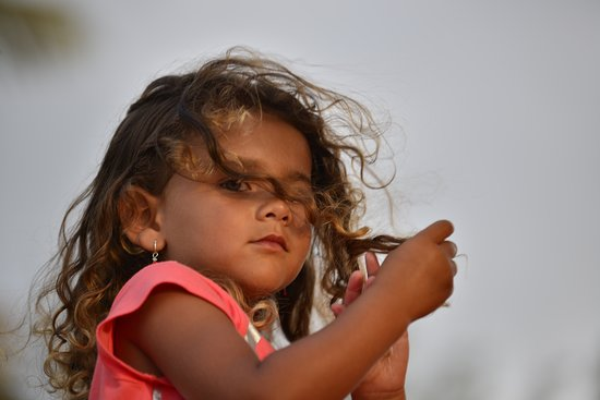 Photo mauritius girl Little Girl