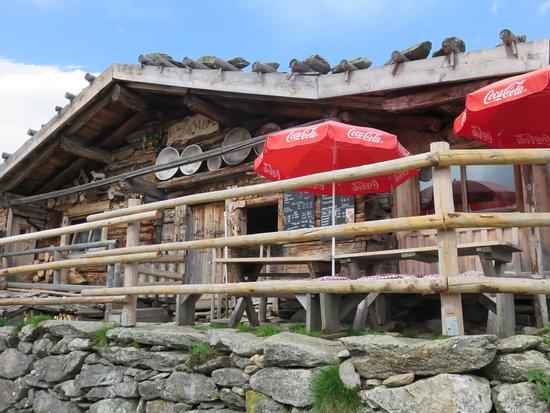Mayrhofen Ahornbahn: The Alm