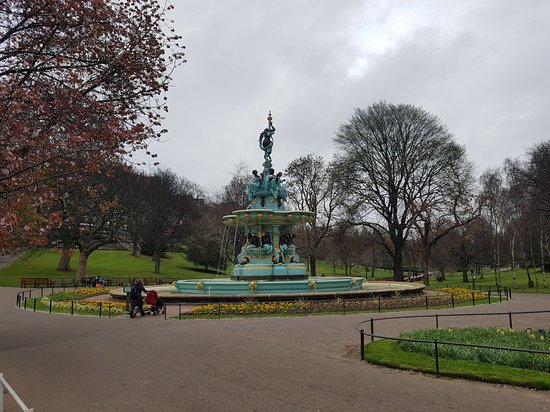 Ross Fountain, Edinburgh