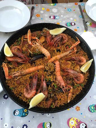 paella valencians