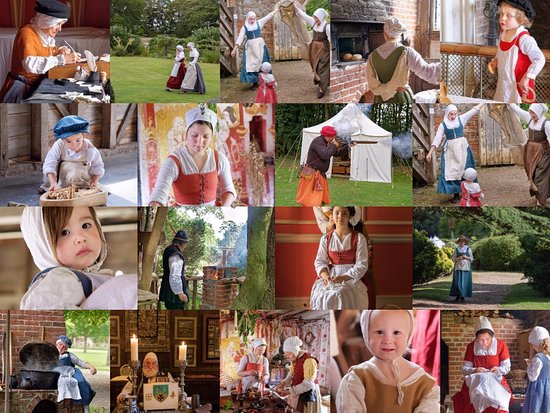 Kentwell Hall - Tudor High Summer 2019