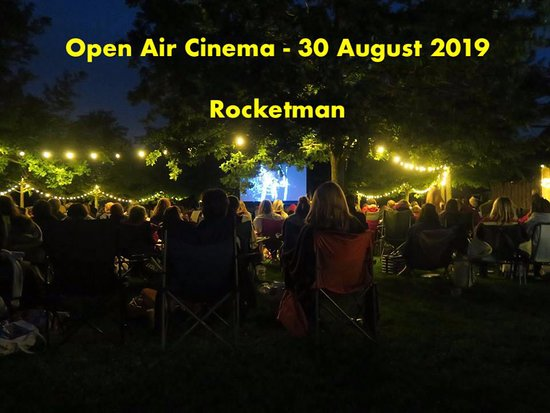 Kentwell Hall - Open Air Cinema