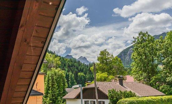 Villa Nena: Balcony views