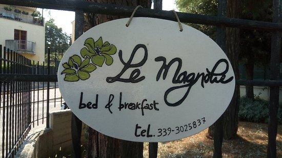 Le Magnolie B&b