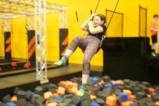 Trumbull, CT: Swing and Trapeze