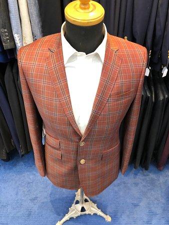 Bobby's Fashions Hong Kong Bespoke Tailors: Men's Sports Jacket