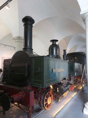 Tickets Dresden Transport Museum: Поезд