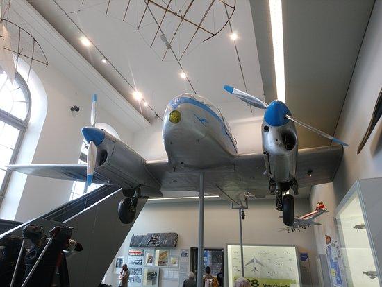 Tickets Dresden Transport Museum: Самолет