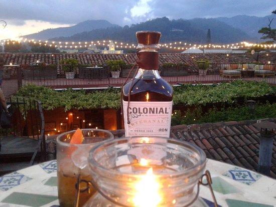 Almacen Troccoli: Disfrutar de una vista excelente de Antigua Guatemala
