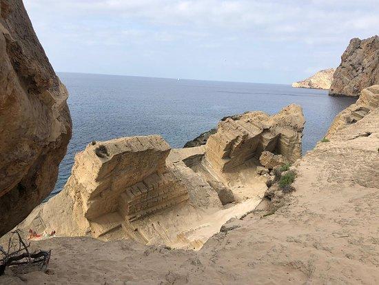 Ίμπιζα, Ισπανία: De route naar Atlantis Ibiza: https://www.opvakantienaaribiza.nl/atlantis