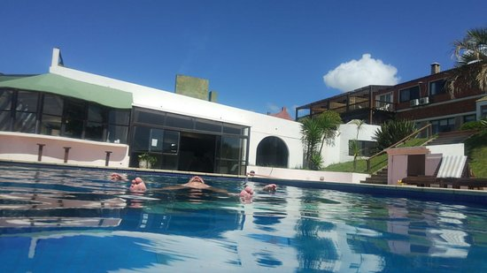 La Pedrera Hotel: Pileta
