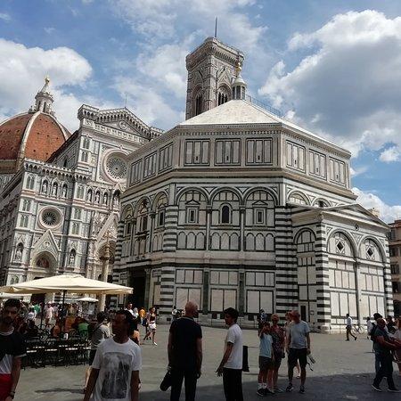 Provincia de Florencia, Italia: El batistero Florence