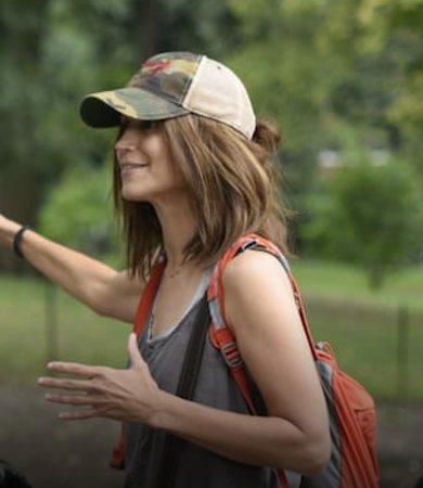 Jennifer, Licensed Sightseeing Guide