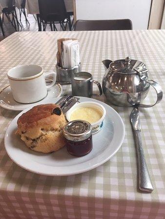 British Wildlife Centre: Cream Tea £4.00