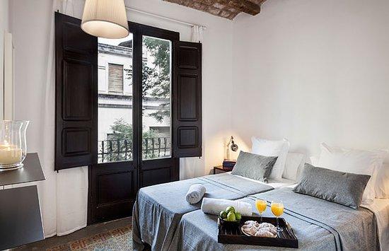 balcón – Bild von Charming Flats by Aspasios, Barcelona - Tripadvisor