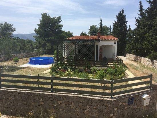 Rudine, Kroatia: Villa Bianca holiday home