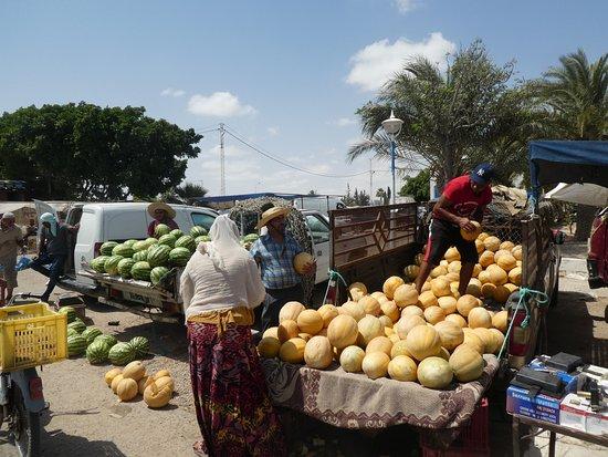 Autre Tunisie Day Tours: Marché à Zarzis