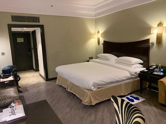 Radisson Blu Hotel Noida : New business class rooms!