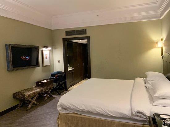 Radisson Blu Hotel Noida : New TV's running my Fire TV! Great upgrades!
