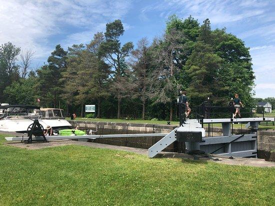 Burritts Rapids Lock 17