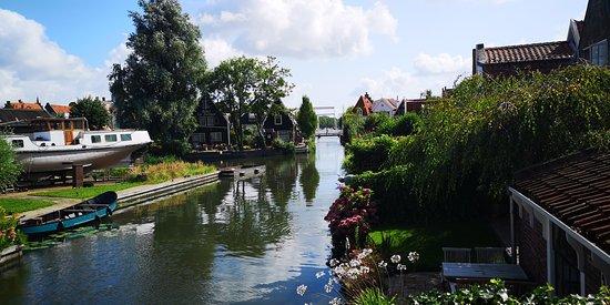 Le città e i mulini dell'Olanda fanno un giro in autobus da Amsterdam: Edam