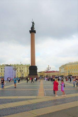 Alexander Column: Петербургский оберег – 07