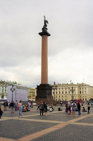 Alexander Column: Петербургский оберег – 08