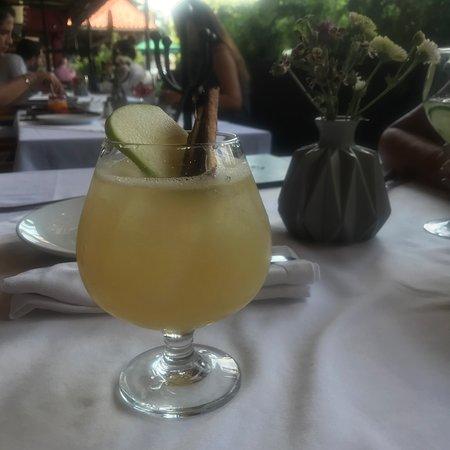 Male Bistro Mexicano: Nuestro cóctel Bruja, es algo increíble.