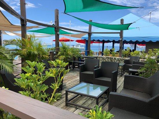 Rackam's Waterfront Restaurant & Bar - view of pier