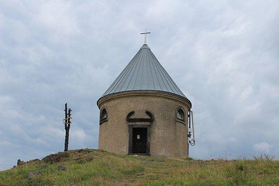 Medenec, Tsjekkia: Kaple Neposkvrněného početí Panny Marie (Měděnec),v okr. Chomutov