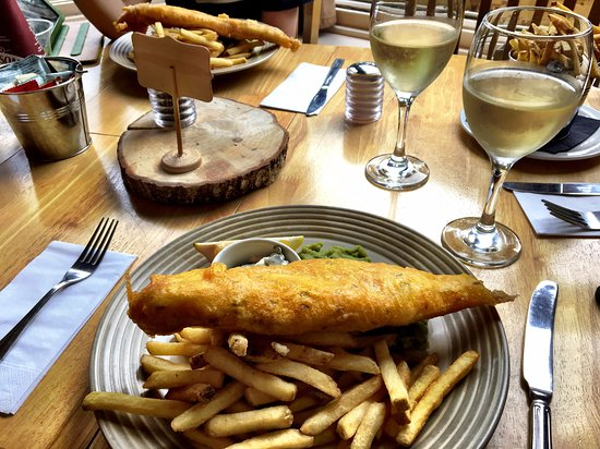 Fish and chip supper with BYO (Friday nights)