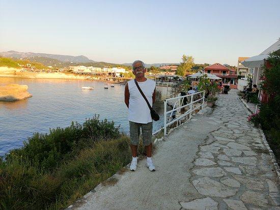 Kanal ljubavi Sidari - Corfu - Greece Nebojša matusijević