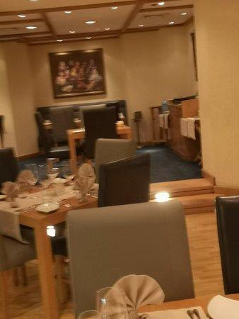 Maharaja Indian Restaurant at Ramses Hilton