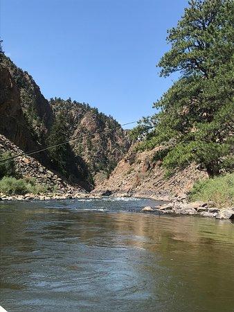 Arkansas Valley Adventures Day Rafting Kremmling