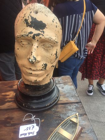 August 2019 at Dublin Flea Market