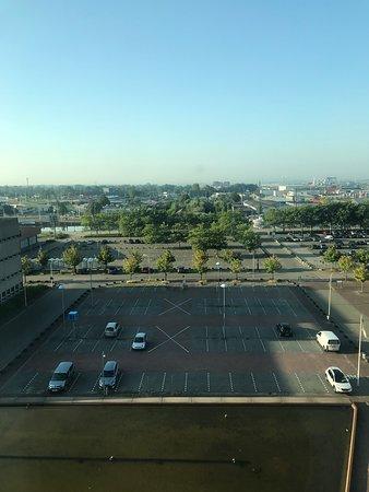 WestCord WTC Hotel Leeuwarden: Nice view