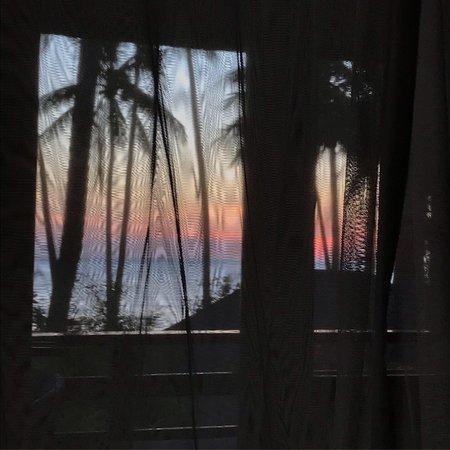 Villa Markisa Dive Resort: Wake up to this...