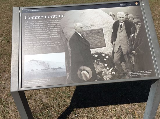 Wright Brothers National Memorial info