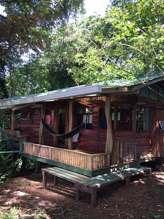 Up In The Hill: Silverback Cabin overlooking Silverback Surf Break
