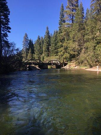 Truckee River rafting trip