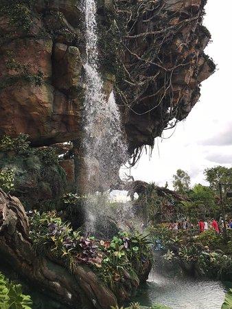 Valley of Mo'ara - Pandora - the land of Avatar