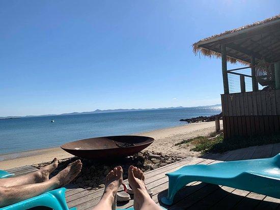 Pumpkin Island: So relaxing
