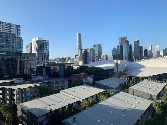 Window View - Opera Apartments Image
