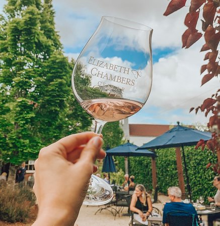 Rosé all day at Elizabeth Chambers Cellar