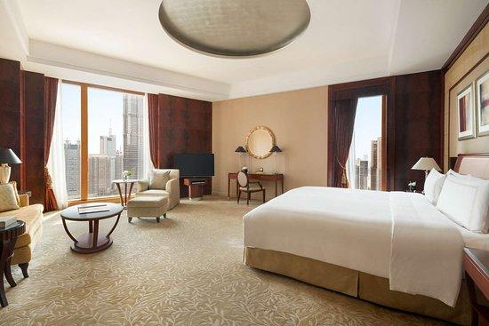 Pudong Shangri-La, East Shanghai: Presidential Suite King